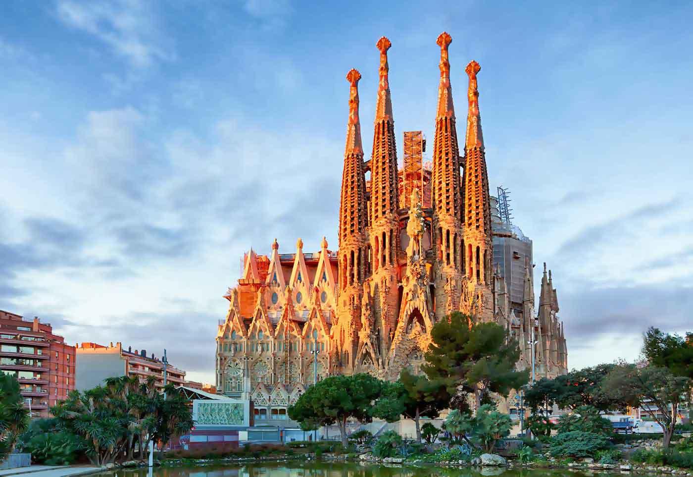 Entradas Sagrada Familia de Gaudí en Barcelona