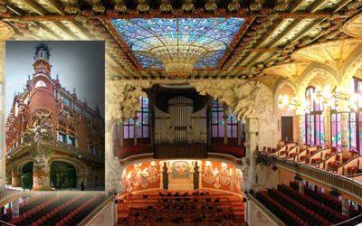El Palau de la Música de Barcelona